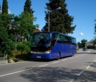 Setra (49-1-1 seats , AC, A/V, DVD, CD, TV)